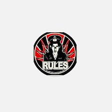 RULES 1 Mini Button
