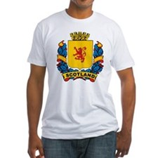 Stylish Scotland Crest Shirt