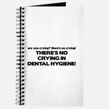 There's No Crying Dental Hygiene Journal