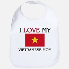 Cute Vietnamese food Bib