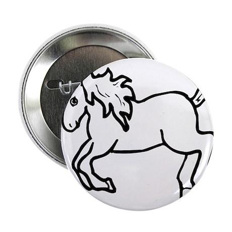 "Unicorn #23 2.25"" Button"