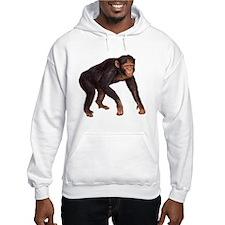 Fun Chimpanzee Monkey Hoodie