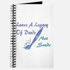 Deeds Not Seeds Journal
