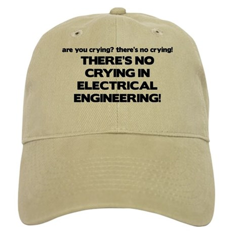 There's No Crying EE Cap