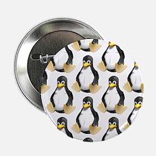Tux Penguin Print! Button