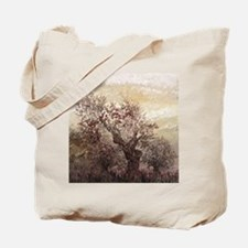 Asian Mist Tote Bag