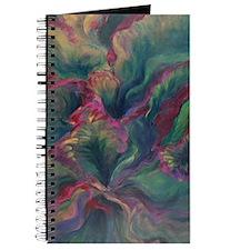 Vibrant Leaves Journal
