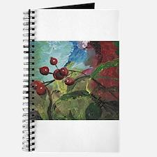 Winter Berries Journal