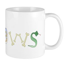 Bowling logo Mug