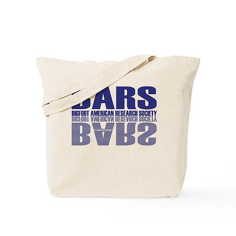 Bigfoot American Research Society Tote Bag
