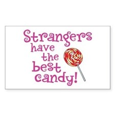 Strangers Candy - Rectangle Stickers