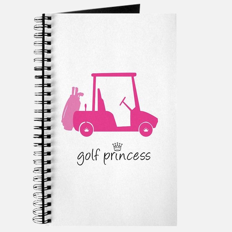 Golf Princess - Journal