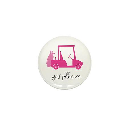 Golf Princess - Mini Button