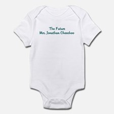 The Future Mrs. Jonathan Che Onesie