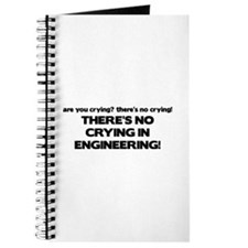 There's No Crying Engineering Journal