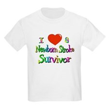 newborn stroke survivor T-Shirt