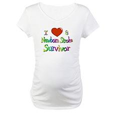 newborn stroke survivor Shirt