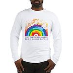 GOD RAINBOW SEX Long Sleeve T-Shirt