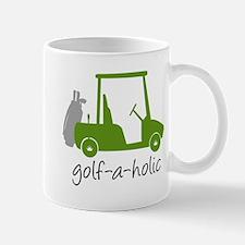 Golf-a-holic - Mug
