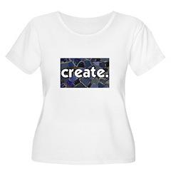 Create - Mosaic Tile T-Shirt