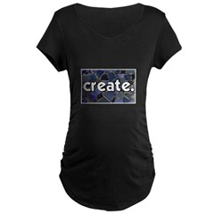 Create - Mosaic Tile T-Shirt