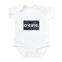 Create - Mosaic Tile Infant Bodysuit