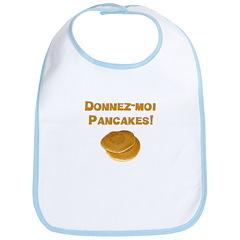 Donnez-Moi Pancakes Bib