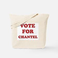 Vote for CHANTEL Tote Bag