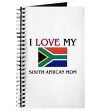 I Love My South African Mom Journal