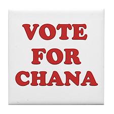 Vote for CHANA Tile Coaster