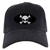 Alien Baseball Cap with Patch