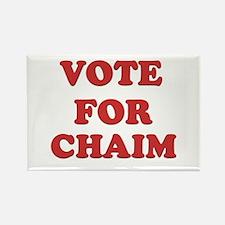 Vote for CHAIM Rectangle Magnet