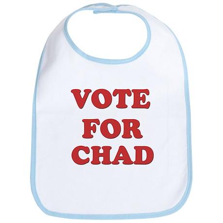 Vote for CHAD Bib