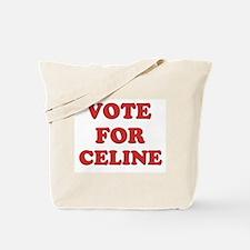 Vote for CELINE Tote Bag