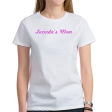 Lucinda Mom (pink) Tee