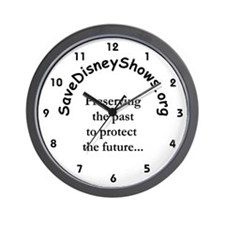 SDS Wall Clock