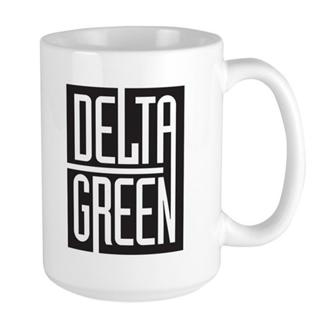 Delta Green Large Mug