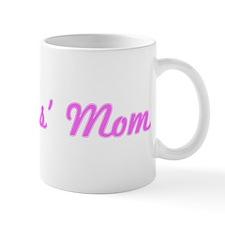 Mercedes Mom (pink) Mug