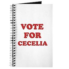 Vote for CECELIA Journal