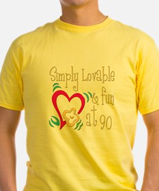 Lovable 90th T
