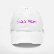 Eula Mom (pink) Baseball Baseball Cap