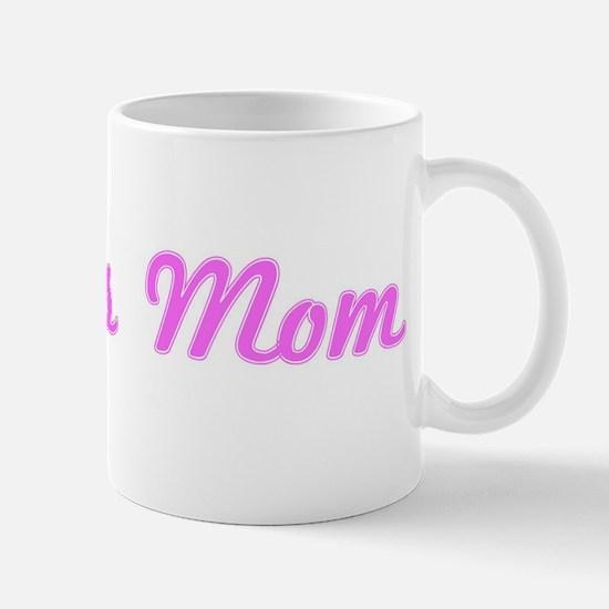 Lesley Mom (pink) Mug