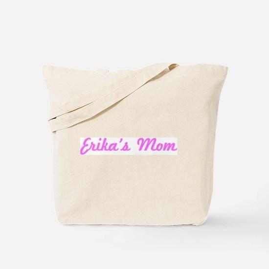 Erika Mom (pink) Tote Bag