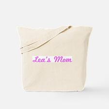 Lea Mom (pink) Tote Bag