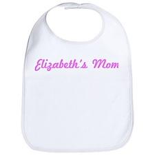 Elizabeth Mom (pink) Bib