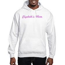 Elizabeth Mom (pink) Hoodie