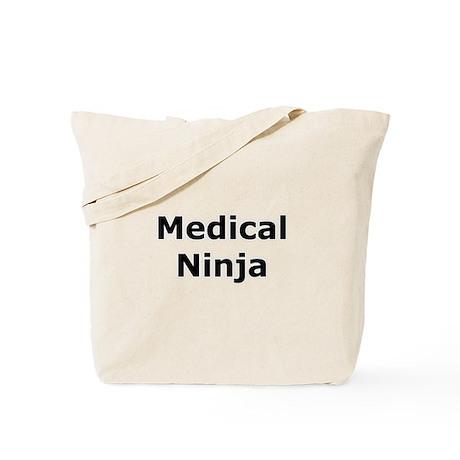 Medical Ninja Tote Bag