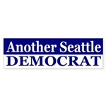 Seattle Democrat (bumper sticker)