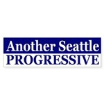 Seattle Progressive (bumper sticker)