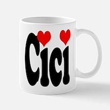 I love Cici Mug